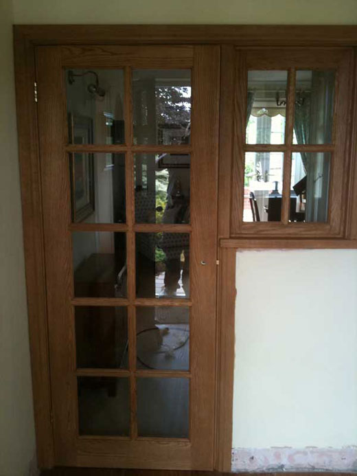 Bespoke Internal Door, Tatenhill